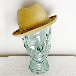 Vintage Biltmore fedora style hat.